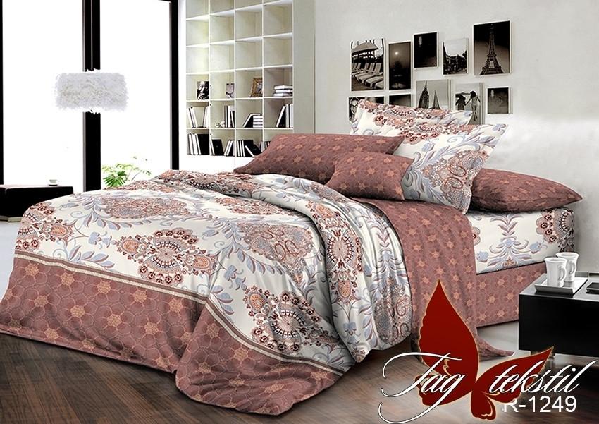 Комплект постельного белья Евро с компаньоном R1249