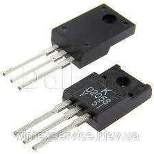 Транзистор 2SD2058 3A 60V TO-220F