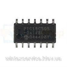 Мікроконтролер PIC16C505