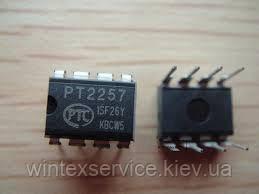 Микросхема PT2257 DIP8