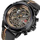 Мужские часы Naviforce 1272 Черные, фото 2