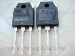 Транзистор IXTQ96N15P демонтаж провер.