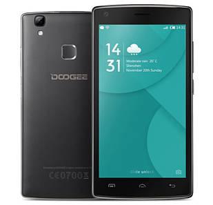 Doogee X5 Max Pro 2/16GB Black
