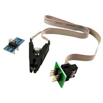 SOIC8 SOP8 Адаптер затиск для USB-програматора