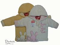 Детская куртка для девочек