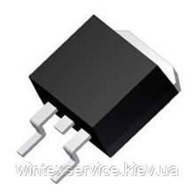 Транзистор 2SK3296 демонтаж