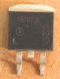 Транзистор IPP15N03L IPB15N03L