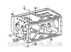 Каталог запчастей#Корпус коробки передач S6-120