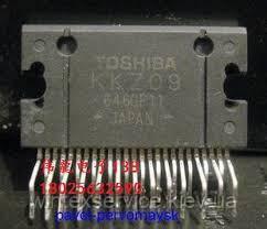 Микросхема KKZ09 Toshiba