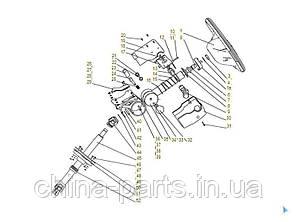 Каталог запчастей#Механизм привода рулевого управления