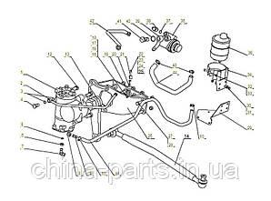 Каталог запчастей#Гидроусилитель рулевого механизма 4х2 , 6х4