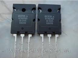 Транзистор IXTK62N25
