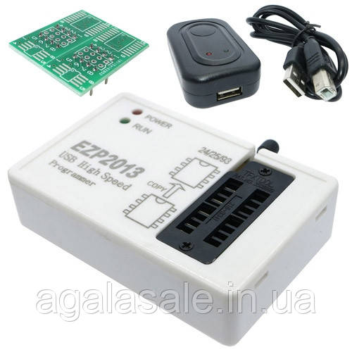 USB программатор EZP2013 24 25 93 EEPROM, 25 FLASH, копия SkyPRO