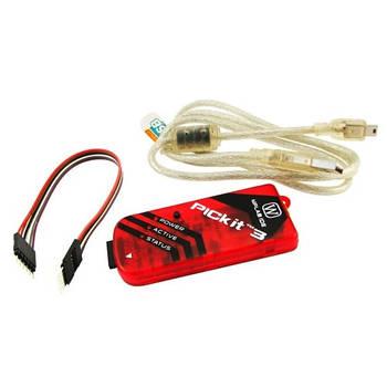 USB програматор PICkit 3 для PIC-контролерів