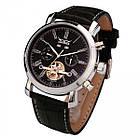 Мужские часы Jaragar 1009 Silver, фото 2