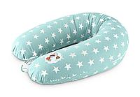 """Подушка для беременных и кормления, """"Звезда"""" 35х200см"""