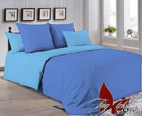 Комплект постельного белья полуторный P-4037(4225) ТМ TAG 1,5-спальный, постельное белье полуторка