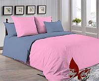 Комплект постельного белья полуторный P-2311(3917) ТМ TAG 1,5-спальный, постельное белье полуторка
