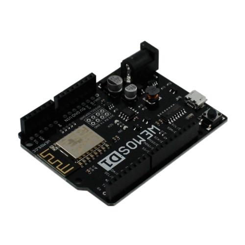 Wemos D1 R2 WiFi на базе ESP8266, плата Arduino