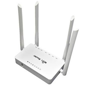 Wi-Fi роутер 300Мб для 3G 4G USB модема ZBT WE1626 WR8305RT MT7620N