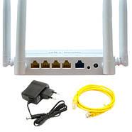 Wi-Fi роутер 300Мб для 3G 4G USB модема ZBT WE1626 WR8305RT MT7620N, фото 2