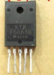 Микросхема STR-F6668B