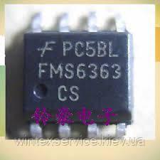 Микросхема FMS6363