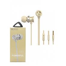 Навушники Celebrat D7 вакуумні дротові c мікрофоном гарнітура, Чорний 10 (мм), 20 - 20000 Гц, 3.5 мм (mini-Jack), Двосторонній, Кнопка прийняття