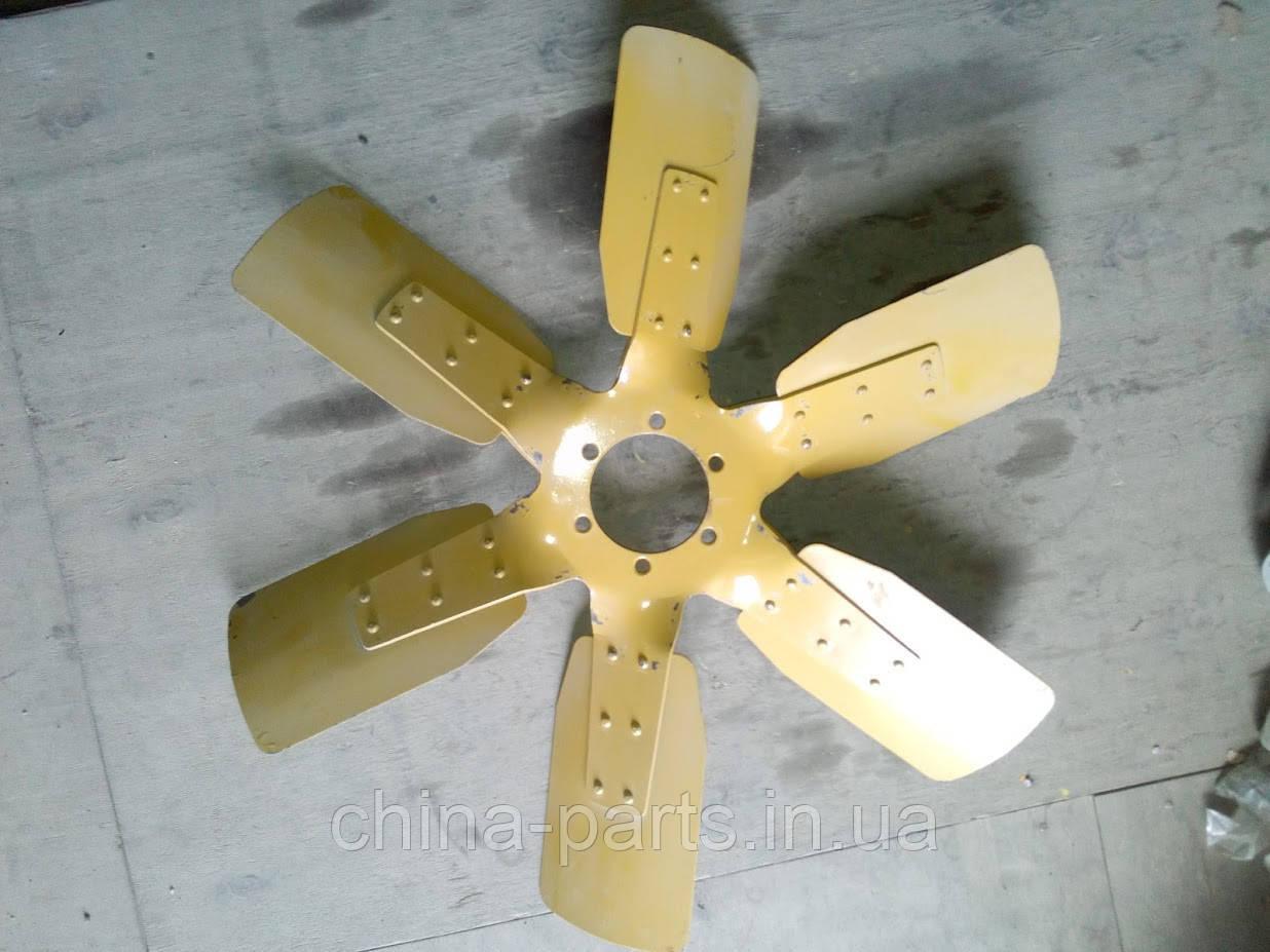 Вентилятор (670х110х90) WD615 HOWO  612600060154  #запчасти HOWO