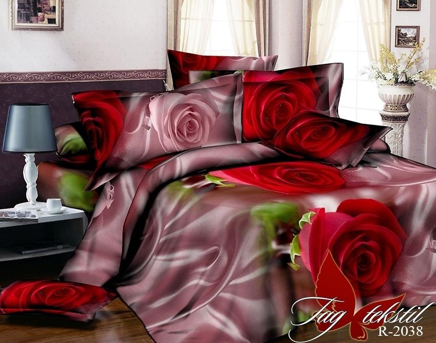 Комплект постельного белья полуторный R2038