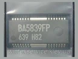 Микросхема  BA5839FP  SOP28
