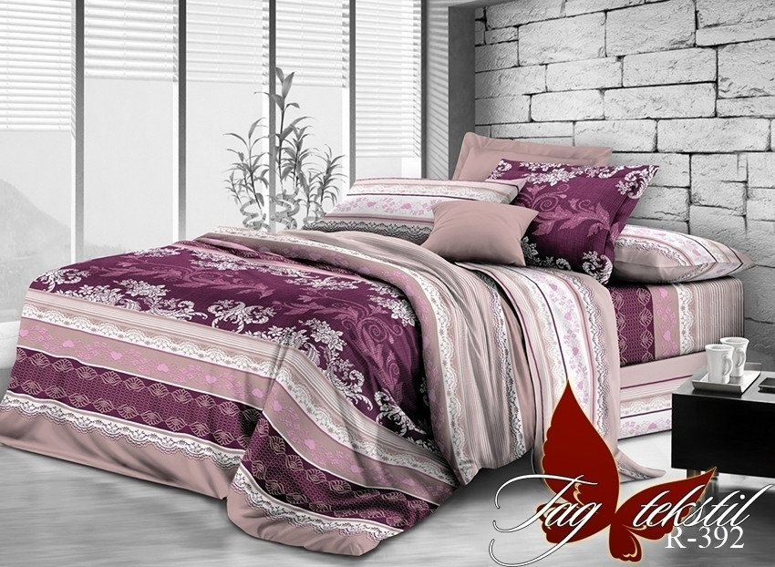 Комплект постельного белья полуторный R392