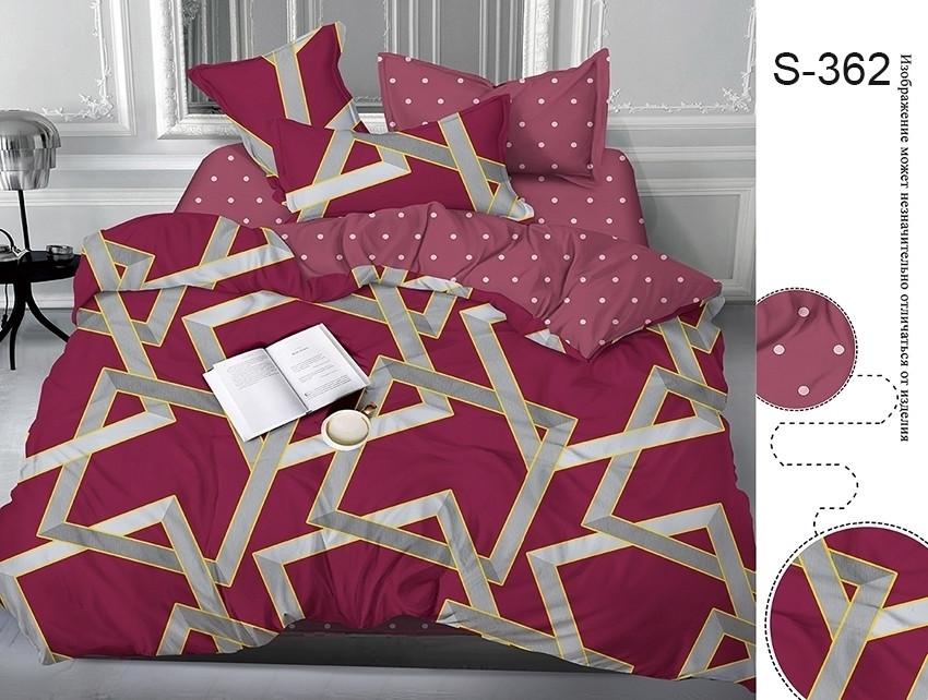 Комплект постельного белья полуторный с компаньоном S362