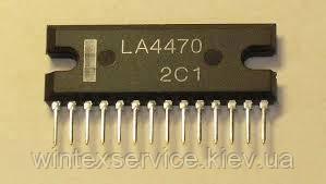 Микросхема LA4470