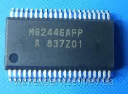 Микросхема M62446AFP