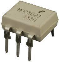 Оптосимистор MOC3020