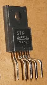 Микросхема STR-W6554A