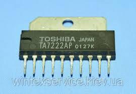 Микросхема TA7222AP