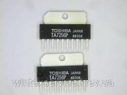 Микросхема TA7256P