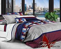 Комплект постельного белья семейныйXHY739 ТМ TAG постельное белье семейное