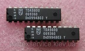 Микросхема TDA9800 DIP-20
