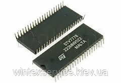 Микросхема STV7778 демонтаж