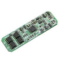 Модуль зарядное устройство для 4 упак. Li-on батарея самореген 4-5A по защите