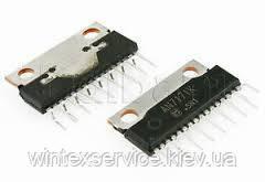 Микросхема AN7171K демонтаж