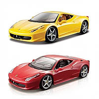 "Автомодель ""458 Italia"" (1:24) 18-26003"