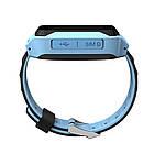 Умные детские часы Funelego Q528Y21GPS Blue, фото 2