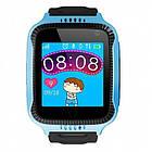 Умные детские часы Funelego Q528Y21GPS Blue, фото 4