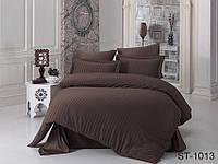 Комплект постельного белья полуторный ST-1013 ТМ TAG 1,5-спальный, постельное белье полуторка