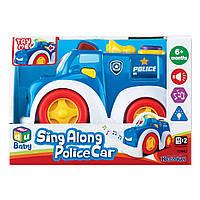 Машинка Keenway Веселая полиция 12842 ТМ: Keenway