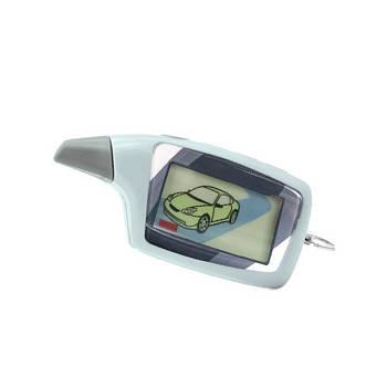 Брелок с ЖК-дисплеем для сигнализации Scher-Khan M5
